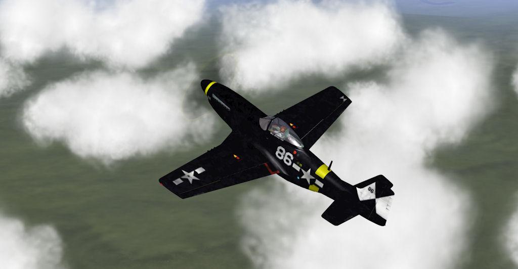 USN what if P-51D-20NA